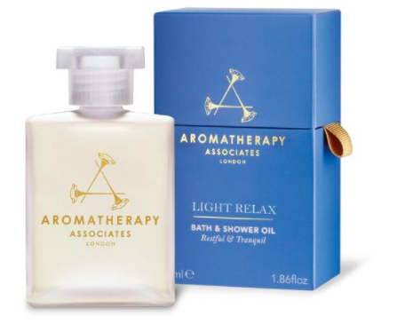 Relax Light Bath & Shower Oil